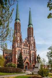 Catedral de San Florian y San Miguel Arcángel (Katedra Świętego Michała Archanioła i Świętego Floriana) (Józef Pius Dziekoński, 1904) (30/04/2015)