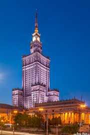 Palacio de la cultura y de la ciencia (Pałac Kultury i Nauki w Warszawie -PKIN) (Lev Rudnev, 1955) (29/04/2015)