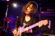 """Takaakira """"Taka"""" Goto, guitarrista de Mono, Sala Sonora, Erandio. 2015"""