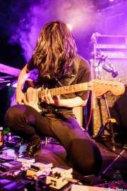 """Hideki """"Yoda"""" Suematsu, guitarrista de Mono, Sala Sonora, Erandio. 2015"""