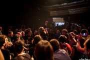 Cormac Neeson, cantante de The Answer, Kafe Antzokia, Bilbao. 2015