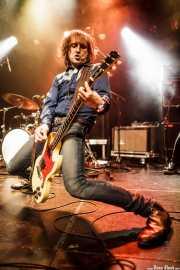 Juan Irazu, guitarrista de Bullet Proof Lovers, CC Larratxo KE, Donostia / San Sebastián. 2015