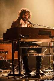Julián Maeso, cantante, organista y guitarrista, Social Antzokia, Basauri. 2015