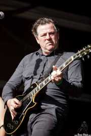 Glenn Armstrong, guitarrista de The Dubrovniks, Azkena Rock Festival, Vitoria-Gasteiz. 2015
