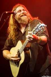Jake Smith, cantante y guitarrista de The White Buffalo, Azkena Rock Festival, Vitoria-Gasteiz. 2015