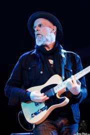 Jimmy Rip, guitarrista de Television, Azkena Rock Festival, Vitoria-Gasteiz. 2015