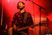 Arjan Miranda, bajista de Black Mountain, Azkena Rock Festival, Vitoria-Gasteiz. 2015