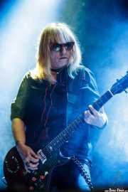 Suzi Gardner, guitarrista de L7, Azkena Rock Festival, Vitoria-Gasteiz. 2015