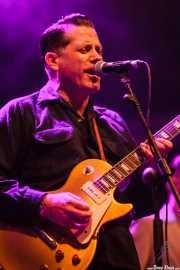 Nico DuPortal, cantante y guitarrista de Nico Duportal & His Rhythm Dudes, Azkena Rock Festival, Vitoria-Gasteiz. 2015