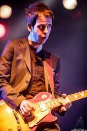Raymond Meade, guitarrista sustituto de Ocean Colour Scene, Azkena Rock Festival, Vitoria-Gasteiz. 2015