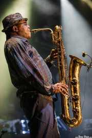 Selwyn Birchwood Band, BluesCazorla - Plaza de toros, Cazorla. 2015