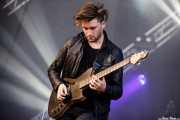 Jack Bottomley, guitarrista de Marmozets, Bilbao BBK Live, Bilbao. 2015
