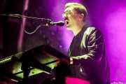 Gus Unger-Hamilton, teclista de Alt-J, Bilbao BBK Live, Bilbao. 2015