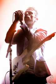 Johnny Blake, cantante y guitarrista de Zoot Woman, Bilbao BBK Live, Bilbao. 2015