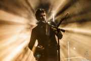 Matthew Bellamy, cantante y guitarrista de Muse, Bilbao BBK Live, Bilbao. 2015