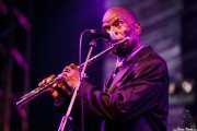 Maceo Parker, cantante, saxofonista y flautista, Getxo & Blues - Pza. Biotz alai, Getxo. 2015
