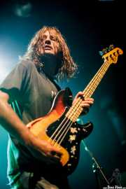 Steven McDonald, bajista y cantante de Redd Kross, Kafe Antzokia, Bilbao. 2015