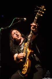 Jason Shapiro, guitarrista de Redd Kross, Kafe Antzokia, Bilbao. 2015
