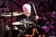 Pat Thetic, baterista de Anti-Flag, Mundaka Festival, Mundaka. 2015