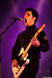 Iskandar Rementeria, cantante, guitarrista y teclista de Unclose, Mundaka Festival, Mundaka. 2015
