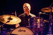 Dusty Watson, baterista de The Sonics, Mundaka Festival, Mundaka. 2015