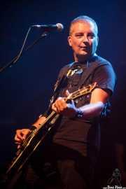 Lino Prieto, guitarrista de Toni Metralla y los Antibalas, Kafe Antzokia, Bilbao. 2015