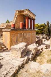 Ruinas del Palacio de Knossos (1700 ac) (10/09/2015)