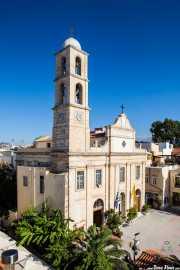 Categral Ortodoxa de La Canea - Presentación de la Virgen María (Εκκλησία της Τριμάρτυρης, Μητροπολιτικός ναός) (s.XIX) (12/09/2015)
