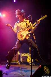 Pat Beers, cantante y guitarrista de The Schizophonics, Kafe Antzokia, Bilbao. 2015