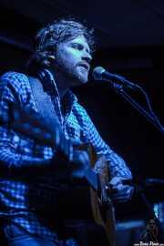 Doug Paisley, cantante y guitarrista, Kafe Antzokia, Bilbao. 2015