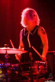 Erin King, baterista de The Monsieurs