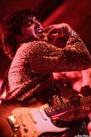 Brian Nonell Jagger, guitarrista invitado de The Pagans, Funtastic Dracula Carnival, Benidorm. 2015