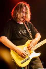 Ben Reagan, guitarrista de The Pagans, Funtastic Dracula Carnival, Benidorm. 2015