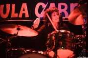 Jessie Best, baterista de Muck & The Mires, Funtastic Dracula Carnival, Benidorm. 2015