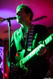 Steve Wynn, cantante, guitarrista y armonicista, Satélite T, Bilbao. 2015