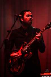 Guitarrista de Gaspard Royant, BIME festival, Barakaldo. 2015