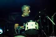 "Ernesto Jiménez Linares ""Eric"", baterista de Los Planetas, BIME festival, Barakaldo. 2015"