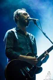 "Juan Rodríguez ""Jota"", cantante y guitarrista de Los Planetas, BIME festival, Barakaldo. 2015"