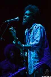 Michael Kiwanuka, BIME festival, Barakaldo. 2015