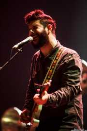 Pep Mulet, guitarrista de L.A., BIME festival, Barakaldo. 2015