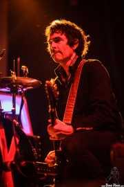 Jon Spencer, cantante, guitarrista y theremin de The Jon Spencer Blues Explosion, Santana 27, Bilbao. 2015