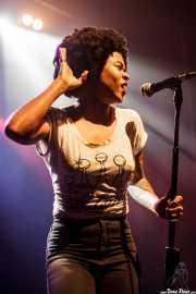 Nikki Hill, cantante, Kafe Antzokia, Bilbao. 2015