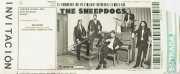 Invitación para el concierto de The Sheepdogs