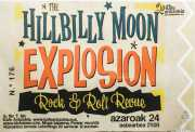 Entrada de The Hillbilly Moon Explosion, Kafe Antzokia, Bilbao. 2015