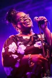 Sister Cookie, cantante (Purple Weekend Festival, León)