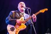 Pete Farrugia, guitarrista de Sister Cookie (Purple Weekend Festival, León)