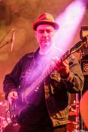Kevin Ink, bajista de Kelley Stoltz (Purple Weekend Festival, León)