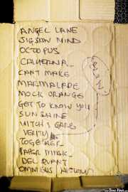 Setlist de Bronco Bullfrog (Purple Weekend Festival, León)