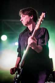 Angel Zambudio, bajista de Biscuit (Purple Weekend Festival, León)