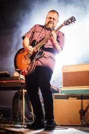 Armand Cardona, guitarrista de Biscuit (Purple Weekend Festival, León)